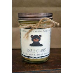 Bear Claws Soy Candle