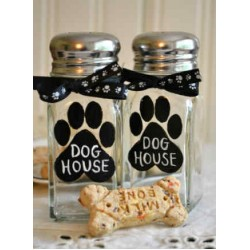 Cat & Dog House Shakers